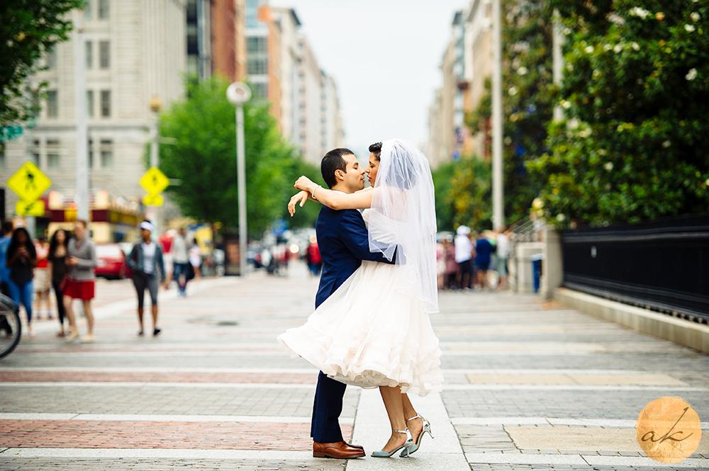 intimate dc wedding