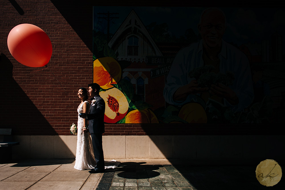 visarts wedding photographer