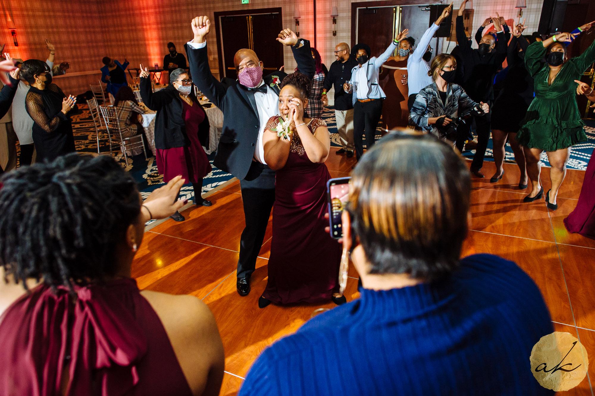 graduate annapolis hotel wedding