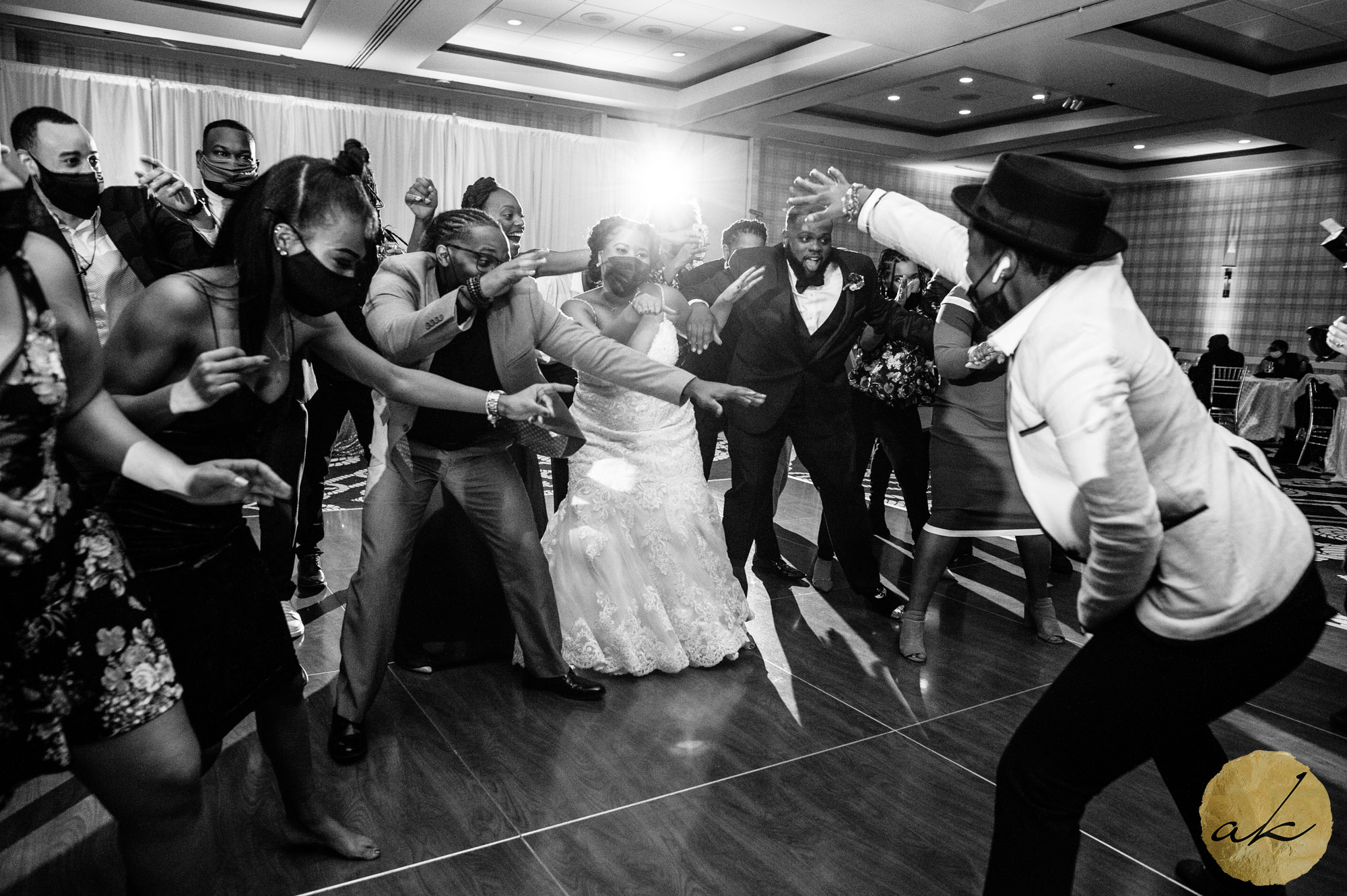 graduate annapolis hotel wedding photographer